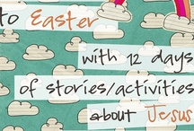 Holidays: Easter / by Cassie Kline