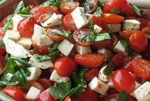 Summer and Pasta Salads / Summer Pasta Salad Salads Recipes