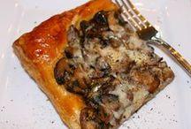 mushrooms mania! / by La Bella Vita Cucina | Roz Corieri Paige