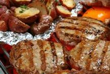 Grilling Recipes / Grilling recipes that are a must try! / by Brianna Allen