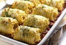 Italian Recipes / Just a few Italian dishes. / by Brianna Allen
