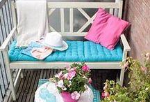 Balcony / Garden / planters