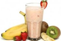 Smoothie/Shake Recipes / Smoothie and shake recipes for my new blender! / by Brianna Allen
