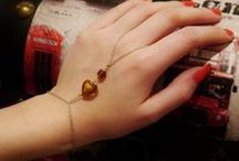Homemade Jewellery  / Some of my own designs :)