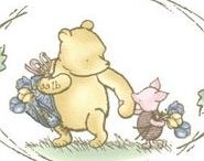 Classic Pooh / I love Classic Pooh. This page is for all of my Classic Pooh inspiration and pictures.