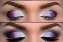 All things Girly;; Make-up;; Eyes / by Brianna Allen