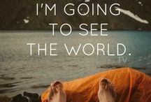 Adventures / Travel, outdoors, adventures, life on the go