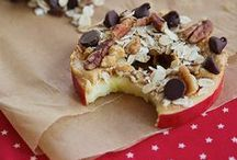 Healthy Snacks / Healthy snacks to make at home or eat on the go. / by Brianna Allen
