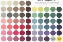 Soft Summer Color Type