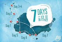 Fiji Itineraries / Wondering what to do in Fiji? Don't worry - We've got it covered, with sample itineraries! BULA!