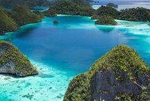 Wonderful places - Dream trip