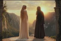 Tolkien's world / LotR + the Hobbit