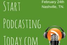 Nashville Podcasts / A collection of the best local podcasts from the Greater Nashville, Tennessee area - as featured in my Tennessean article.