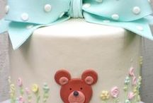Baby Shower Cakes, Tutorials, and Sweets! / Sharing the most adorable Baby Shower Cakes, Tutorials, and Sweets from My Cake School and other favorite cake pages!