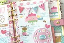 Planner Love / Planner, day planning, schedule