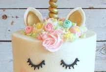 Kids Cakes! / Featuring a collection of cake decorating techniques, designs, and tutorials that kids will love!