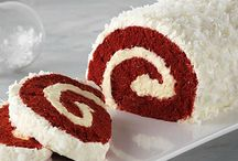 Cake Rolls / Sharing fabulous cake roll cakes and recipes!
