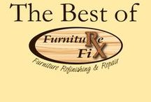 Best of Furniture Fix- Restore, Refinish, Repair / Some of best transformations repairing, refinishing, or restoring wood furniture.