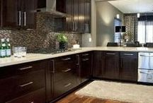 Kitchen Remodel- Ideas for kitchen decorating / Fantastic kitchen ideas for redoing your space