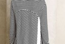 Say it with Stripes / A good understanding of proportion, balance, and color can make stripes the neutral in any garment.