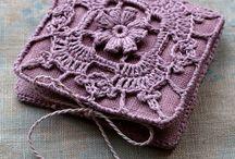 Crochet bag & pouch (가방과 파우치)
