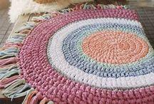 Crochet mat & coaster