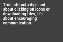 UX // Interaction design