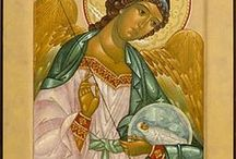 Orthodox Icons - Archangels & Angels / Angels & Archangels