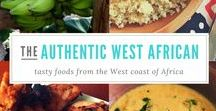 Authentic West African