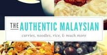 Authentic Malaysian