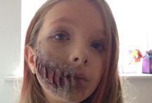 Horror makeup sfx