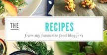 Recipes from My Favourite Food Bloggers