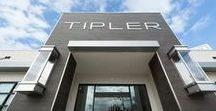 Tipler Office - The Woodlands / The Tipler office, located in The Woodlands, Texas, boasts an edgy, bold look.