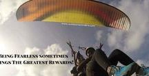 Paragliding / I would like to share my experience with this Aerial adventure, which i've enjoyed so much.