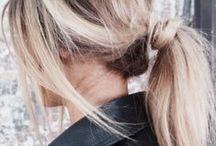 Girl's Hair / 여자머리 그리기 연습용
