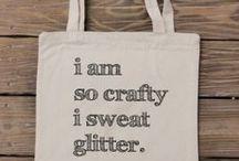 She's Crafty! / by Krista Merezko-Manton