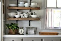 Kitchen Style & Design / Kitchen ideas...