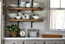 Kitchen Style & Design / Kitchen ideas...