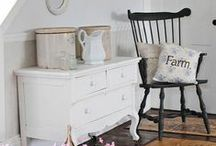 Farmhouse Decor / It's all in the details!