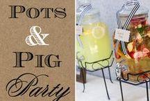 Party/BBQ ideas / by Sara Bock