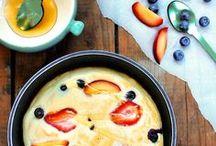 Breakfast food / by Sara Bock