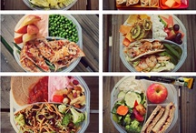 lunch & snack ideas / by Liisa Bell