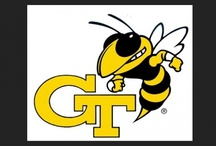 Georgia Tech Yellow Jackets Game Day Must Haves! / by TotallyCollegiate.com