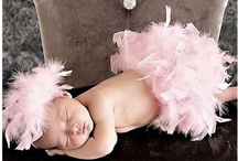 Magnificent Newborn Photo Props / Your child's first picture is always special.  Why not make it spectacular.  This album reflects our favorite clothing, accessories and decor that allow you or your photographer to create Magnificent Newborn Photos to cherish for a lifetime. / by Saige Nicoles