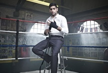 Amir Khan for Burton / Amir Khan Wears Burton: The Man Behind the Gloves... / by Burton Menswear