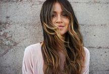 H A I R  &  B E A U T Y / #hair #makeup #style / by Corazones de Papel