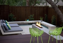 Patio ideas / Inspiration for my new patio