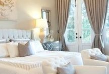 Beautiful bedrooms & bed linen / by Candy Meredith