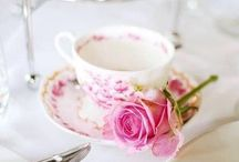 Tea Time / by Laura Cromwell