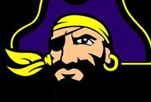 ECU Pirates / by TotallyCollegiate.com